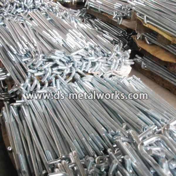 ASTM F1554 Anchor Bolts Foundation Bolts - China Dingshen