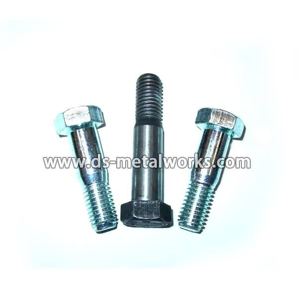 Excellent quality for DIN933 Din609 ISO4017 JIS1180 Metric Hex Head Bolts Supply to Costa Rica detail pictures