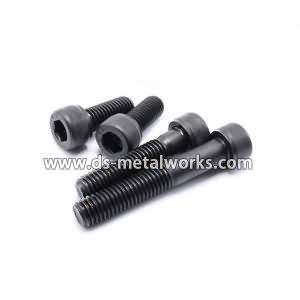 Factory Outlets DIN912 ISO4762 AMSE B18.3 Hexagon Socket Head Cap Screws Export to Boston