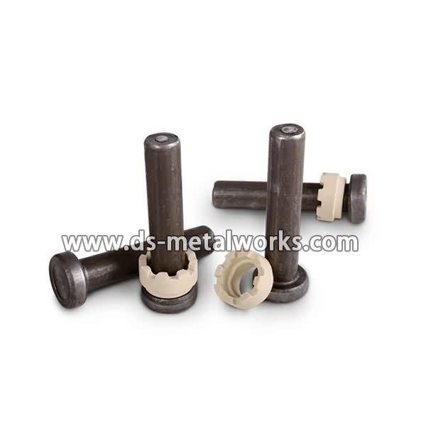 Factory directly supply ISO 13918 AWS D1.1 Shear Connector Welding Stud (Nelson stud) to Kuwait Importers