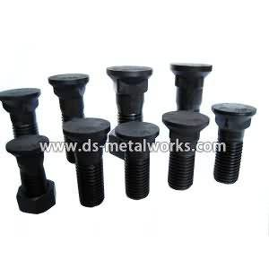 Factory source manufacturing Plow Bolts with Nuts to Manila Manufacturers