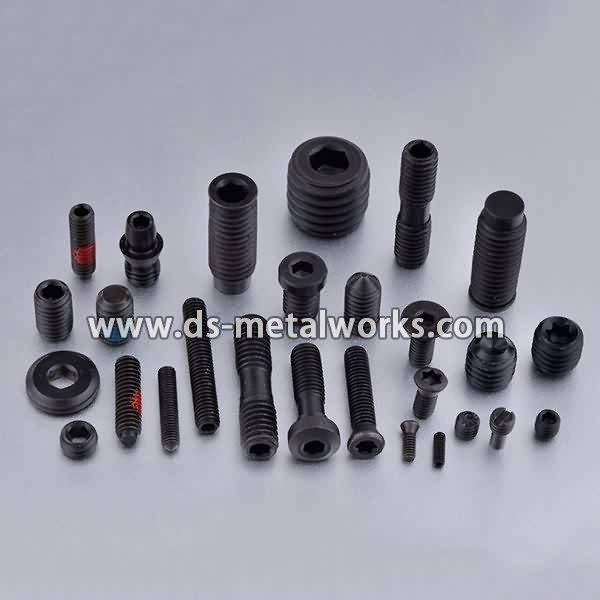 8 Year Exporter Alloy Steel 33H 45H Socket Set Screws to Denver Manufacturer detail pictures