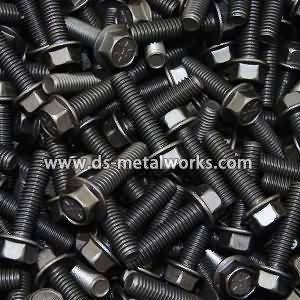 Factory Price For DIN6921 ISO4162 Hexagon Flange Bolts and Screws for Milan Manufacturer