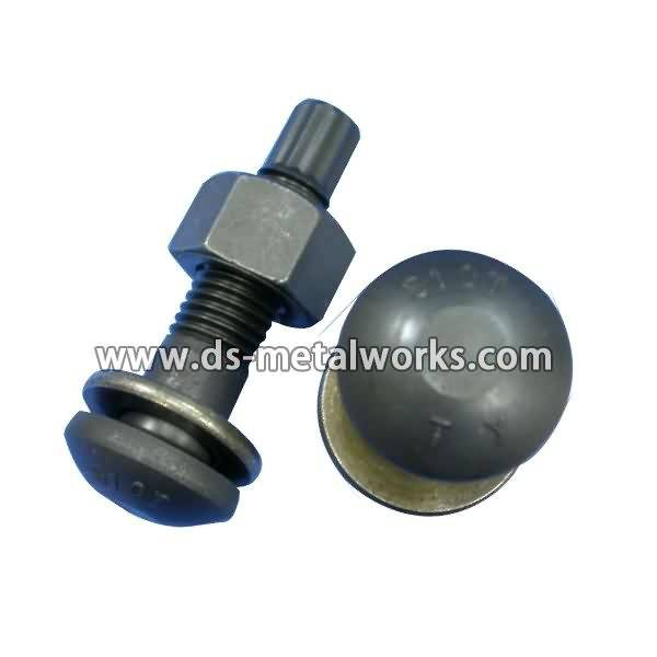 factory customized ASTM F1852 F2280 JSS II 09 Twist Off Tension Control Structural Bolts Wholesale to Vancouver
