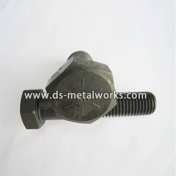 Factory Promotional SAE J429 Grade 8 Hex Bolts Wholesale to Egypt