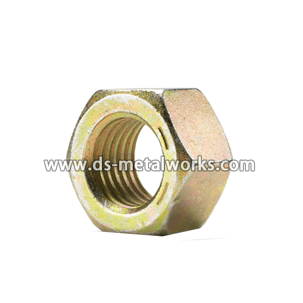 Popular Design for SAE J995 Grade 2, 5, 8 Finished Hex Nuts