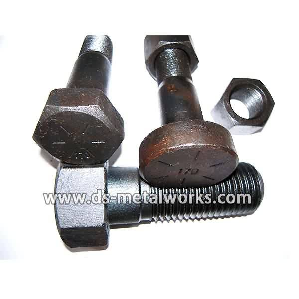 professional factory provide Segment Bolts for Construction Machinery for Maldives Factories