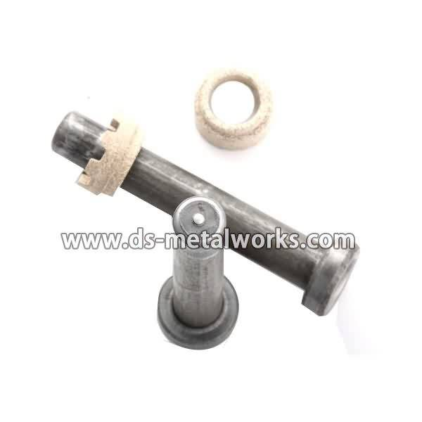 2017 New Style ISO 13918 AWS D1.1 Shear Connector Welding Stud (Nelson stud) Wholesale to Germany detail pictures