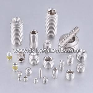 steel Steel Siapkeun Screws