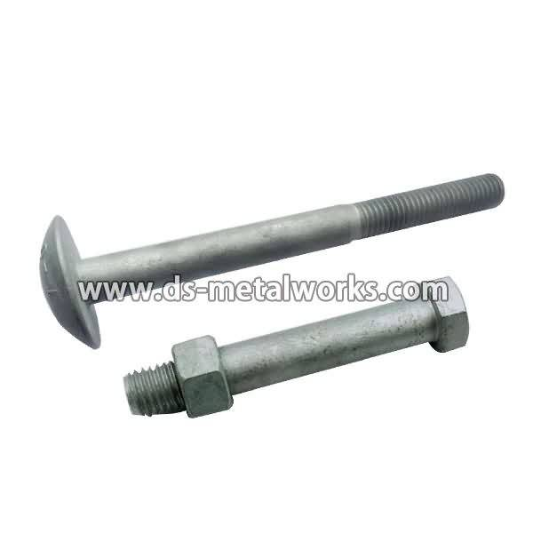 2 Years' Warranty for ASTM A394 Steel Transmission Tower Bolts for Los Angeles Manufacturer detail pictures