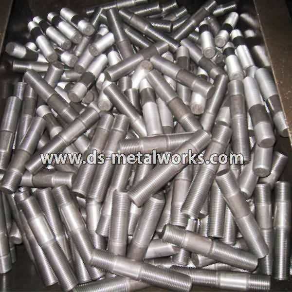 Trending Products  ASTM A193 B7 Tap End Studs Double End Studs Wholesale to Birmingham detail pictures