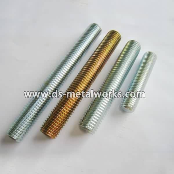 BS4395 friction grip bolts  Price - ASTM A320 L7 All Threaded Stud Bolts – Dingshen Metalworks detail pictures