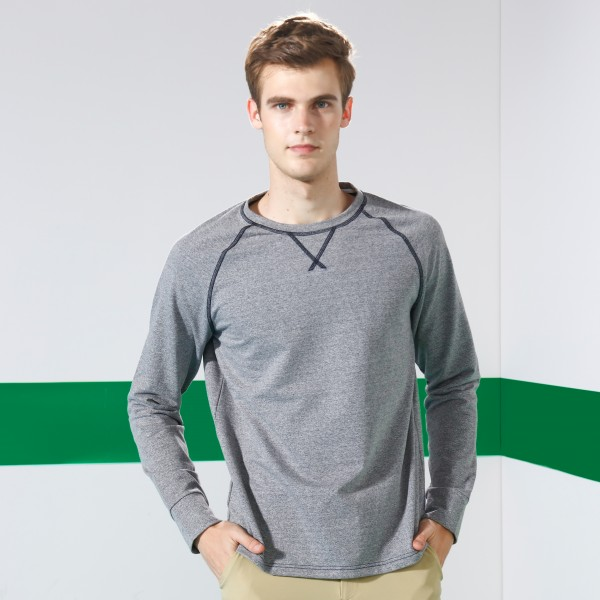 Men's  Golf  Long Sleeve T Shirt Sweater