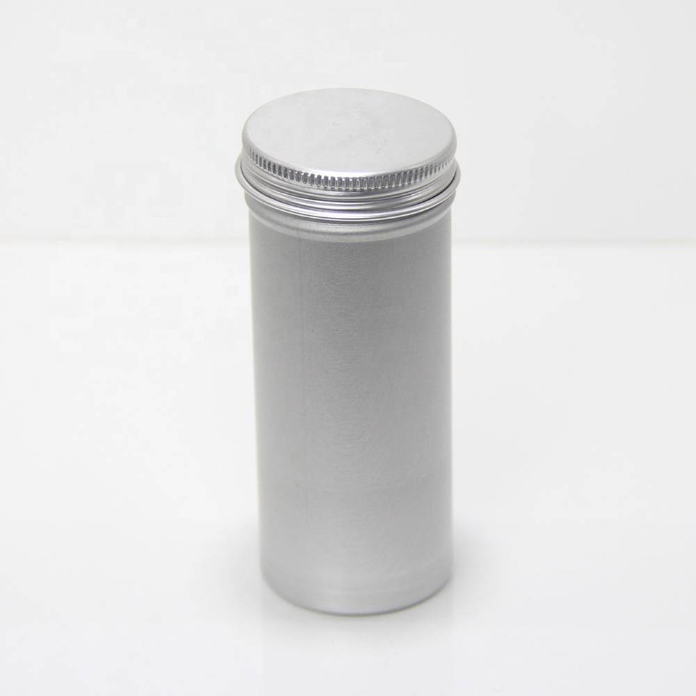 Custom Aluminum tube pre roll joint packaging container