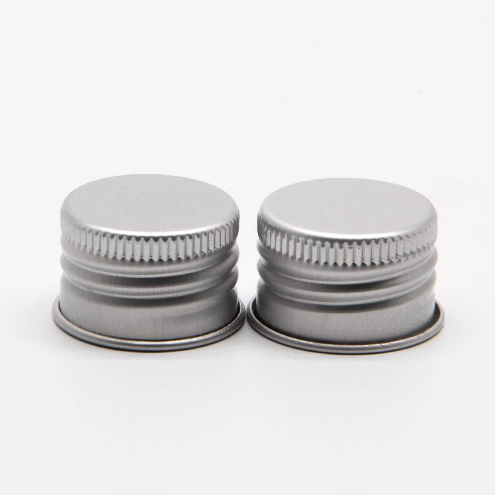Wholesale High quality 20 / 24 / 28 aluminium bottle cap