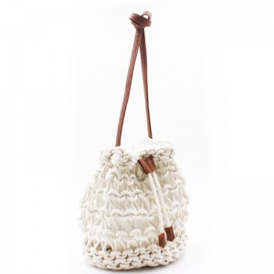 Eccochic Design Woven Shoulder Bag