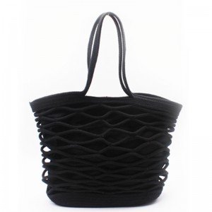 Factory Price Foldable Tote Bag - Eccochic Design Hand-made Cord Tote Bag – Eccochic