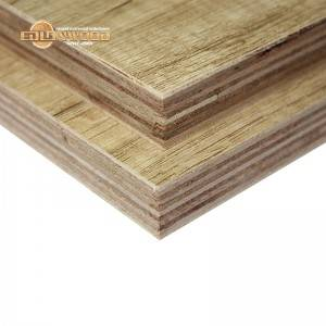 Edlon cheap custom 4×8 marine grade melamine plywood 10mm