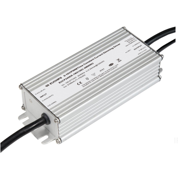240W Constant Current Waterproof LED Driver Featured Image