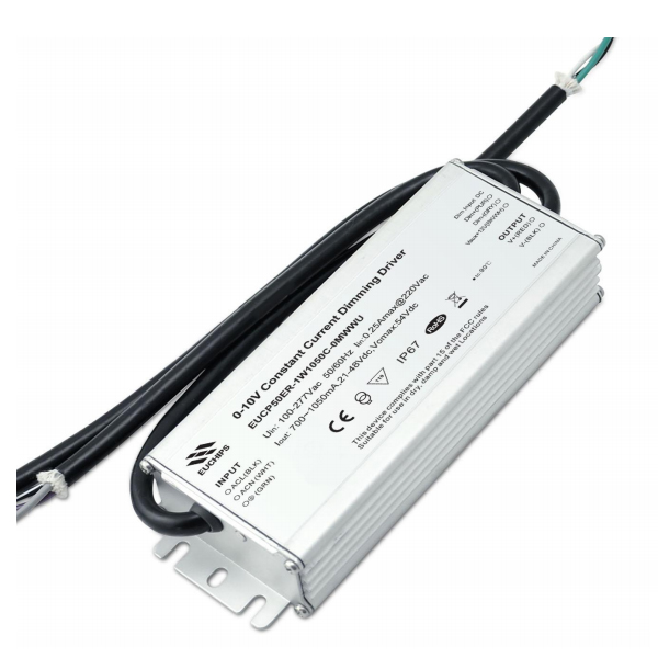50W Constant Current Waterproof LED Driver Featured Image