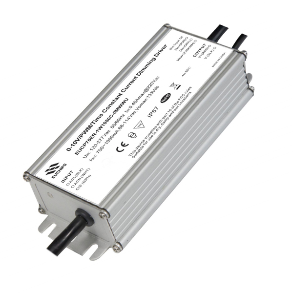 75W Constant Current Waterproof LED Driver Featured Image