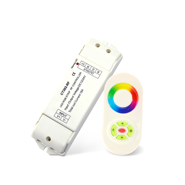 6A*3ch RF 12-24VDC LED Wireless Controller