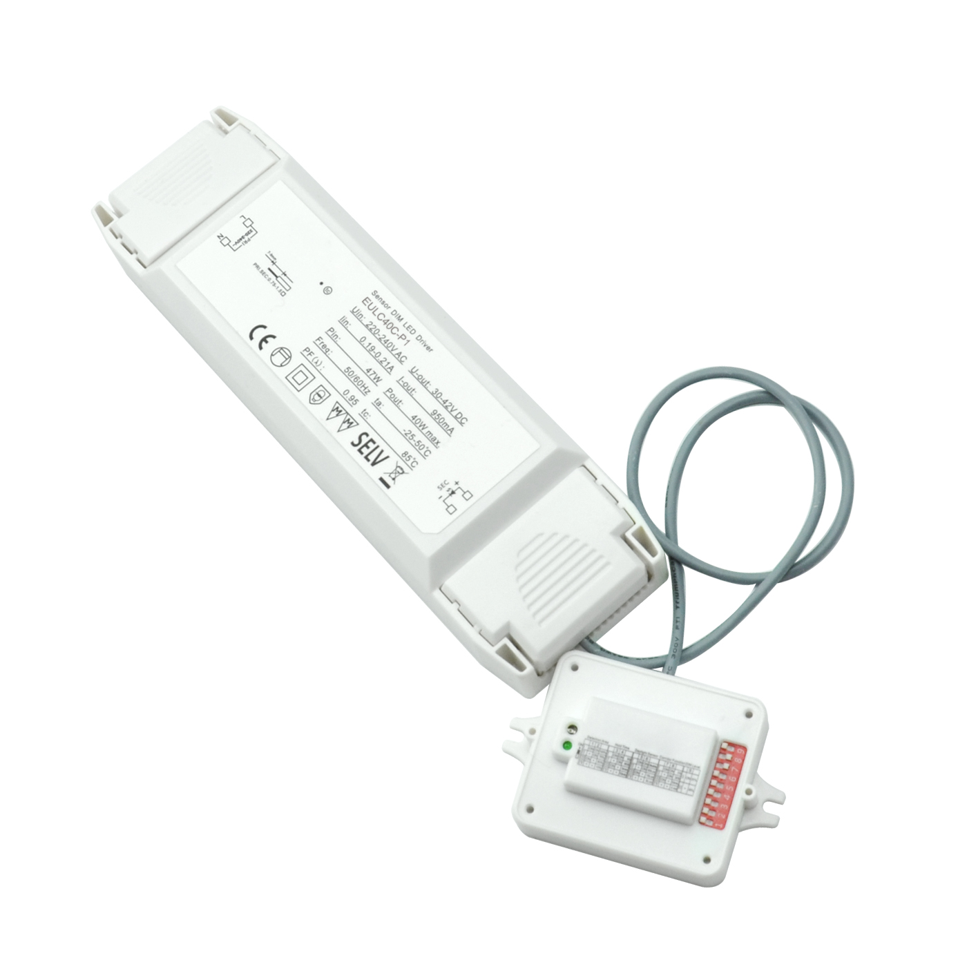 [out of stock]100-277VAC Motion Sensor Dimmable LED Driver