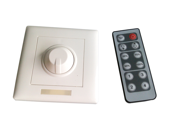 10A*1ch IR 12-24VDC LED Remote Controller Featured Image