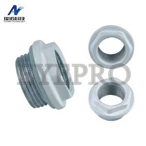 reducer plug with silicone O-Ring