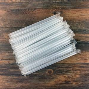 White Pollution-free Wrapping Paper For Paper Straws Tube