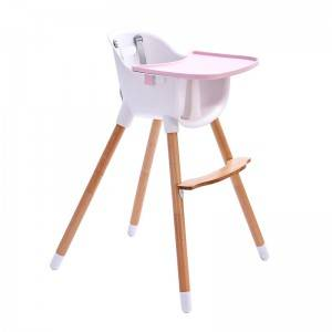 BH13 Nordic Style Modern Baby Highchair