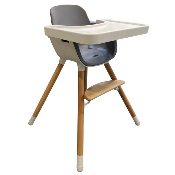 PU Cushion Big Baby Highchair Featured Image