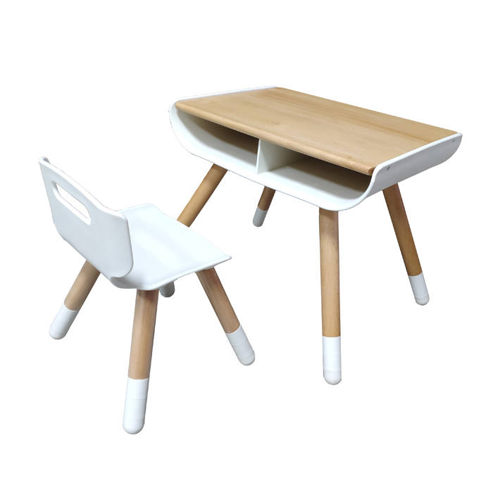 Height Adjustable Kids Table and Chair Set Featured Image