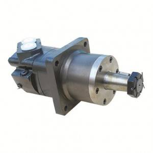 Competitive Hydraulic Wheel Motor Chinese Factory BM6 Wheel Motor