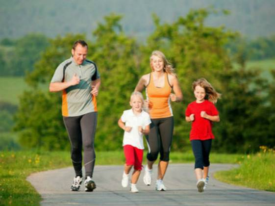Good physical fitness in middle age linked to lower chronic lung disease risk