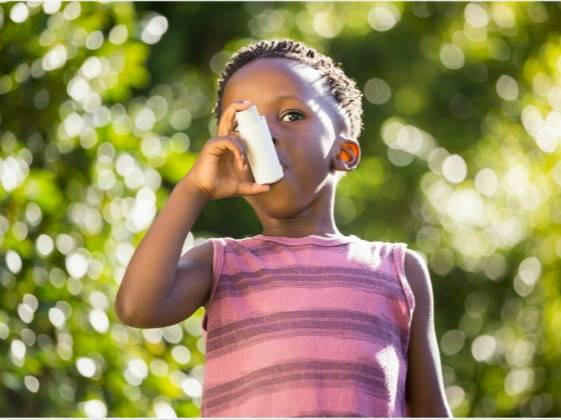 Genetic clues to high rates of asthma in those of African ancestry