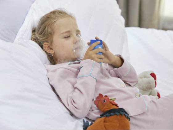 'Chaos' in the home linked to poor asthma control in children
