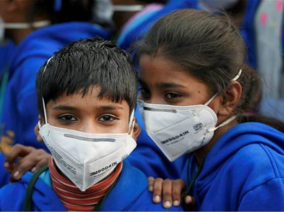 Air pollution linked to childhood anxiety