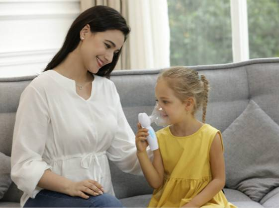 How to use a Feellife Portable Mesh Nebulizer?