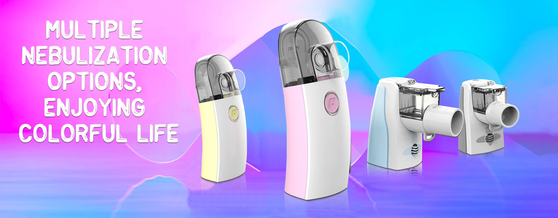 Feellife mesh nebulizer,portable nebulizer, mesh nebulizer, smart nebulizer, intelligent nebulizer