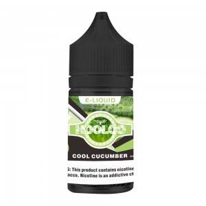 Cool cucumber 30ml salt nicotine salt e-juice