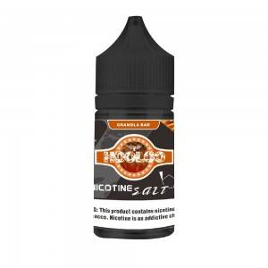 Granola bar salt nicotine e-liquid