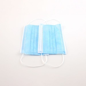 Disposable medical surgical mask (sterilized)