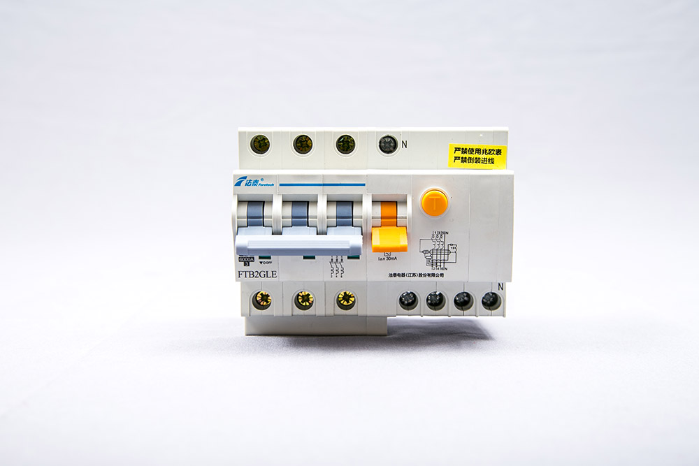 Residual-current Operated Circuit Breaker-FTB2GLE