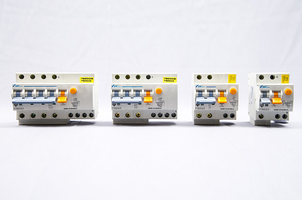 Residual-current Operated Circuit Breaker-FTB2GLE Featured Image