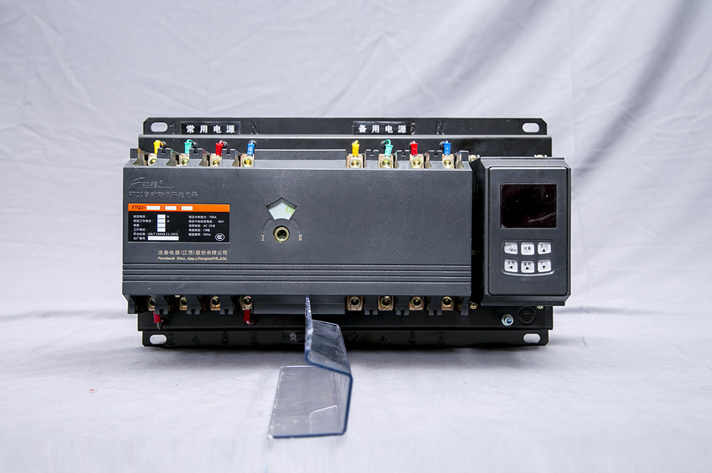 Automatic Transfer Switching Equipment-FTQ2 Featured Image