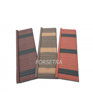 Hot Sale In Kenya Stone Coated Metal Roof Tile/ Kenya Aluminum Roof Tile Price