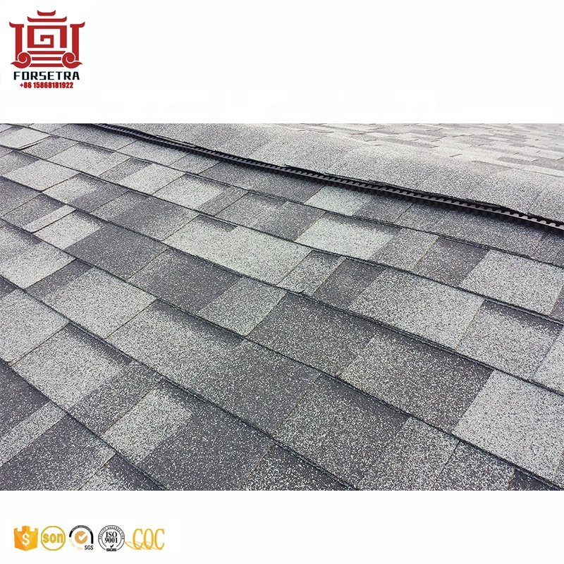 Double Layer Good Price Roofing Tile / Asphalt Roofing Shingles Manufacturer for Thailand