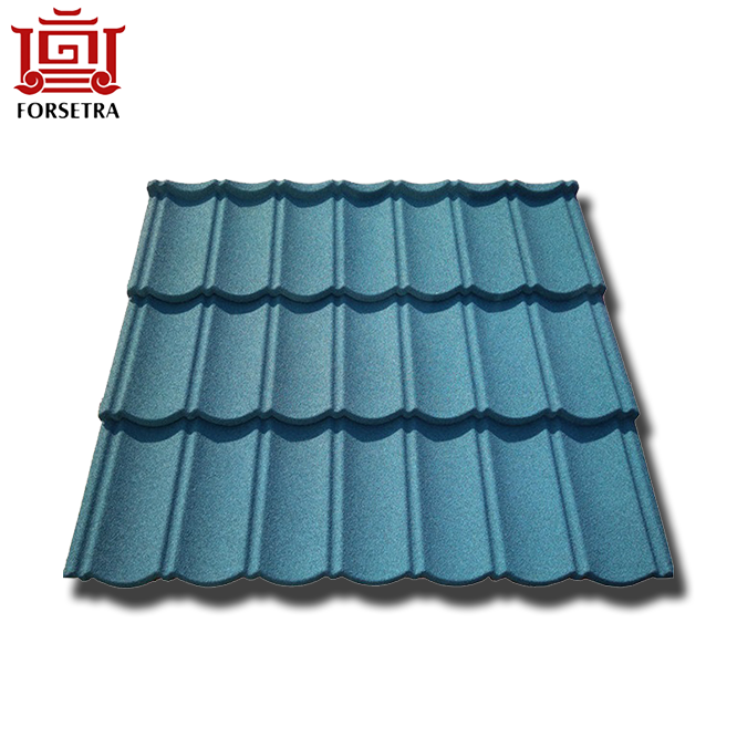 Cheap Metal Roofing Sheet Color Granules Coated Steel Roof Price Philippines Featured Image