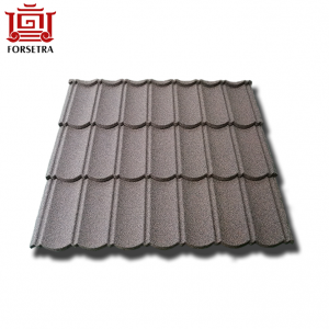 Cheap Metal Roofing Sheet Color Granules Coated Steel Roof Price Philippines